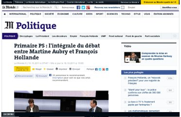 http://www.lemonde.fr/politique/article/2011/10/13/primaire-ps-l-integrale-du-debat-entre-aubry-et-hollande_1586510_823448.html#ens_id=1402952