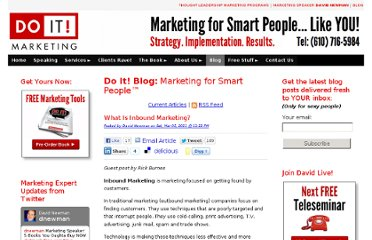 http://www.doitmarketing.com/blog/bid/57916/What-Is-Inbound-Marketing