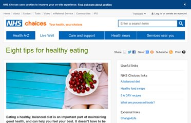 http://www.nhs.uk/Livewell/Goodfood/Pages/eight-tips-healthy-eating.aspx