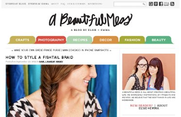 http://abeautifulmess.typepad.com/my_weblog/2011/09/how-to-style-a-fishtail-braid-.html