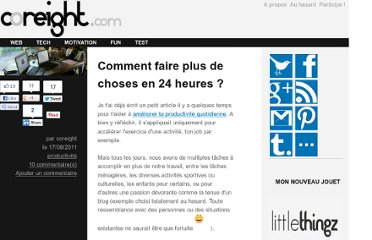 http://coreight.com/content/comment-faire-plus-de-choses-en-24-heures
