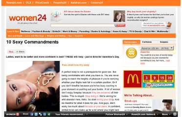 http://www.women24.com/LoveAndSex/SexAndSizzle/The-Sex-Commandments-20100624