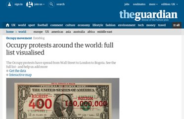 http://www.guardian.co.uk/news/datablog/2011/oct/17/occupy-protests-world-list-map