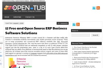 http://open-tube.com/12-free-and-open-source-erp-business-software-solutions/