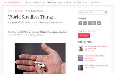 http://oddstuffmagazine.com/world-smallest-things.html