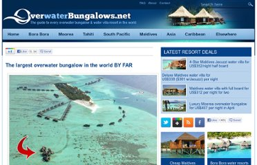 http://www.overwaterbungalows.net/the-largest-overwater-bungalow-in-the-world-by-far.html