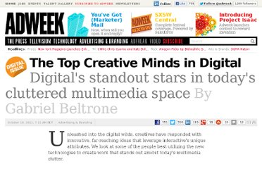 http://www.adweek.com/news/advertising-branding/top-creative-minds-digital-135810