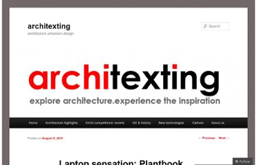 http://architexting.wordpress.com/2011/08/09/laptop-sensation-plantbook/