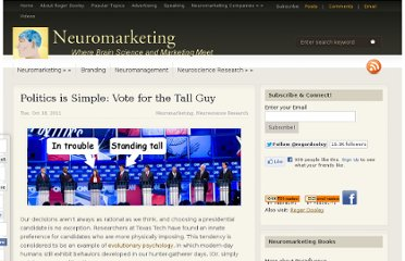 http://www.neurosciencemarketing.com/blog/articles/tall-vote.htm