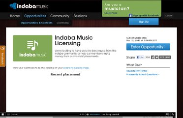http://www.indabamusic.com/opportunities/indaba-music-licensing