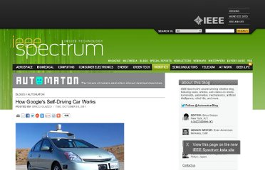 http://spectrum.ieee.org/automaton/robotics/artificial-intelligence/how-google-self-driving-car-works