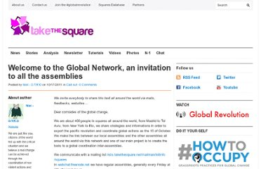 http://takethesquare.net/2011/10/17/welcome-to-the-global-network-an-invitation-to-all-the-assemblies/