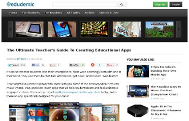 http://edudemic.com/2010/06/the-ultimate-guide-to-creating-educational-apps/