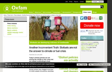 http://www.oxfam.org/pressroom/pressrelease/2008-06-25/another-inconvenient-truth-biofuels-are-not-answer