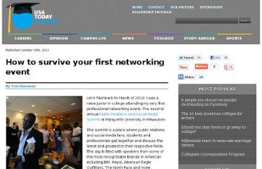 http://www.usatodayeducate.com/staging/index.php/career/first-networking-event-how-to-handle