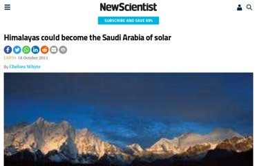 http://www.newscientist.com/article/dn21061-himalayas-could-become-the-saudi-arabia-of-solar.html