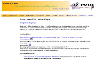 http://www-irem.ujf-grenoble.fr/irem/Debat_scientifique/