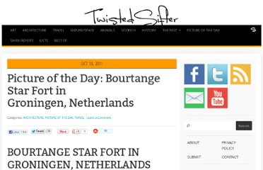 http://twistedsifter.com/2011/10/picture-of-the-day-bourtange-star-fort-in-groningen-netherlands/