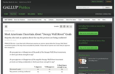 http://www.gallup.com/poll/150164/americans-uncertain-occupy-wall-street-goals.aspx