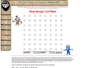 http://www.ninjaburger.com/fun/games/connect.shtml