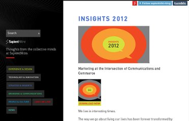 http://ideaengineers.sapient.com/strategy/insights-2012/