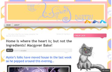 http://wondercatbakery.wordpress.com/2011/09/14/home-is-where-the-heart-is-but-not-the-ingredients-macgyver-bake/
