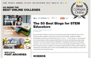 http://www.bestcollegesonline.com/blog/2011/10/18/the-50-best-blogs-for-stem-educators/
