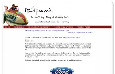 http://www.pr-squared.com/index.php/2011/10/how-top-brands-measure-social-media-success