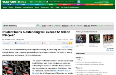 http://www.usatoday.com/money/perfi/college/story/2011-10-19/student-loan-debt/50818676/1