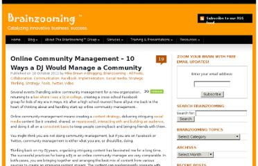 http://brainzooming.com/online-community-management-10-ways-a-dj-would-manage-a-community/9865/