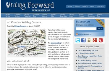 http://www.writingforward.com/creative-writing/20-creative-writing-careers