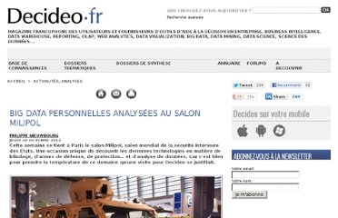 http://www.decideo.fr/Big-Data-personnelles-analysees-au-salon-Milipol_a4606.html