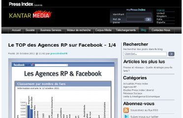 http://blogfr.pressindex.com/2011/10/le-top-agences-rp-sur-facebook-14/