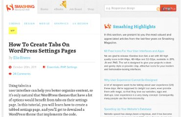 http://wp.smashingmagazine.com/2011/10/20/create-tabs-wordpress-settings-pages/