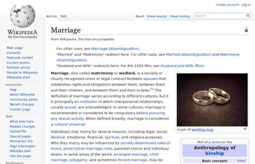 http://en.wikipedia.org/wiki/Marriage