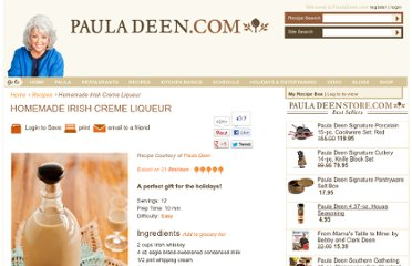 http://www.pauladeen.com/recipes/view2/homemade_irish_creme_liqueur/