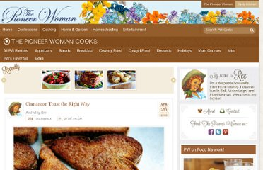 http://thepioneerwoman.com/cooking/2010/04/the-right-way-and-the-wrong-way-to-make-cinnamon-toast/