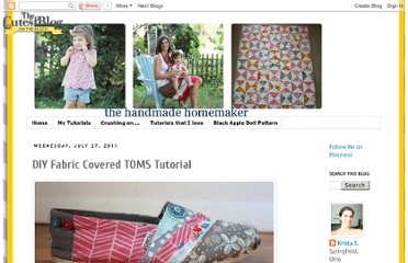 http://thehandmadehomemaker.blogspot.com/2011/07/diy-fabric-covered-toms-tutorial.html