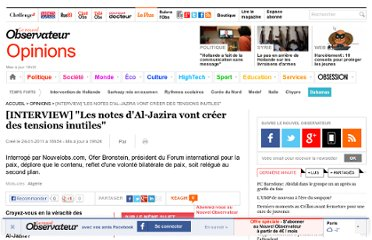 http://tempsreel.nouvelobs.com/opinions/20110124.OBS6835/interview-les-notes-d-al-jazira-vont-creer-des-tensions-inutiles.html