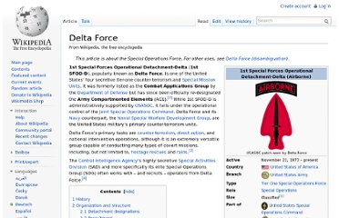 http://en.wikipedia.org/wiki/Delta_Force