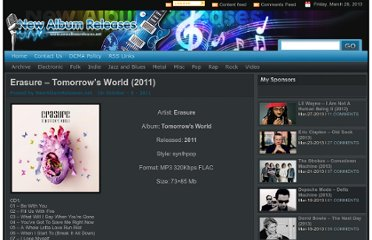 http://newalbumreleases.net/40193/erasure-tomorrows-world-2011/
