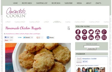 http://amandascookin.com/2011/09/homemade-chicken-nuggets.html