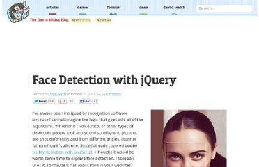 http://davidwalsh.name/face-detection-jquery
