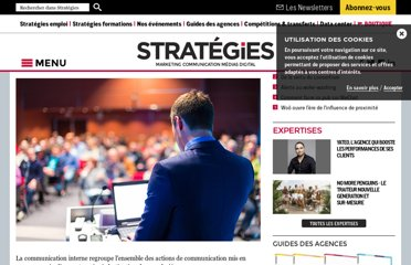 http://www.strategies.fr/communication-interne.html