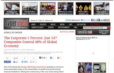 http://hypervocal.com/news/2011/the-corporate-1-percent-just-147-companies-control-40-of-worlds-economy/