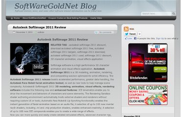 http://www.softwaregold.net/softreview/2010/11/autodesk-softimage-2011-review/