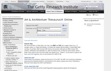 http://www.getty.edu/research/tools/vocabulary/aat/?find=norman+architecture&logic=AND&note=&english=N&prev_page=1