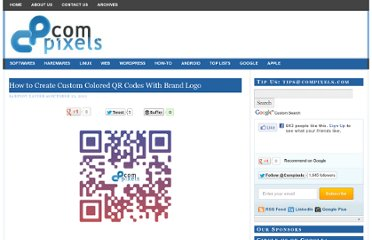 http://compixels.com/12244/how-to-create-custom-colored-qr-codes-with-brand-logo