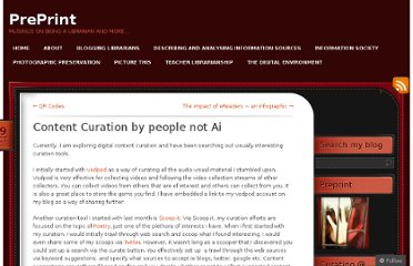 http://preprints.wordpress.com/2011/10/19/content-curation-by-people-not-ai/