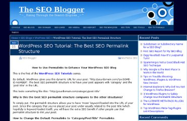 http://theseoblogger.com/seo-blogs/wordpress/wordpress-seo-tutorial-permalink-structure/